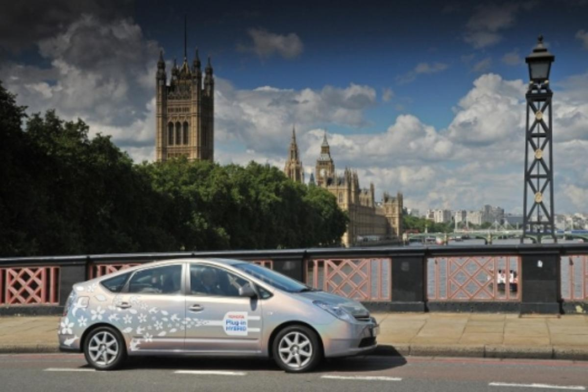 London trialling a raft of electric vehicles
