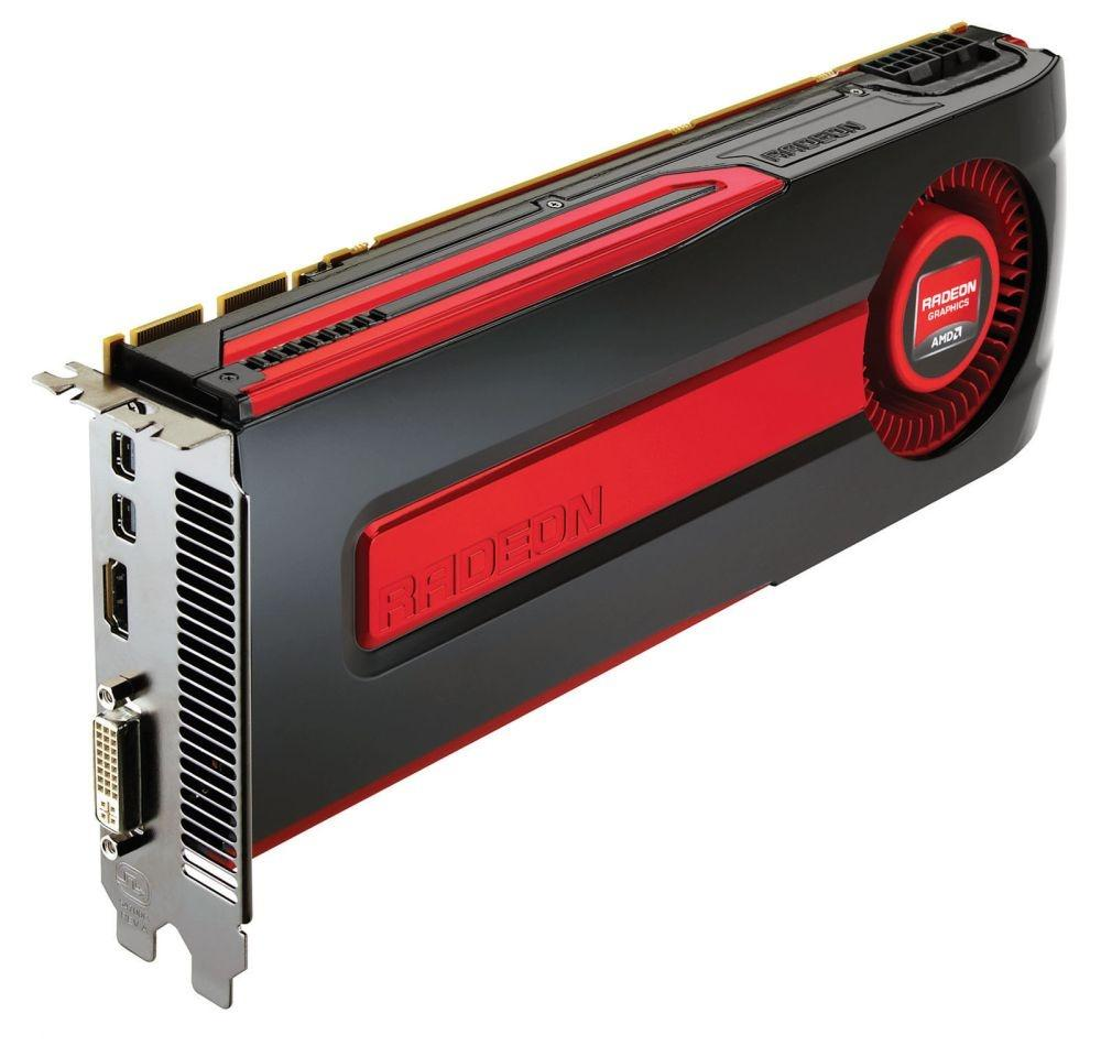AMD Radeon HD 7970 features 3GB of GDDR5 memory and 925MHz engine clock