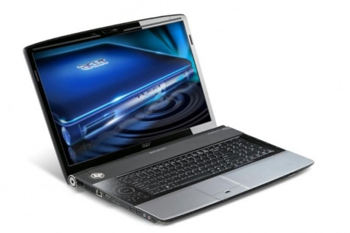 Acer Aspire 8920G HD laptop