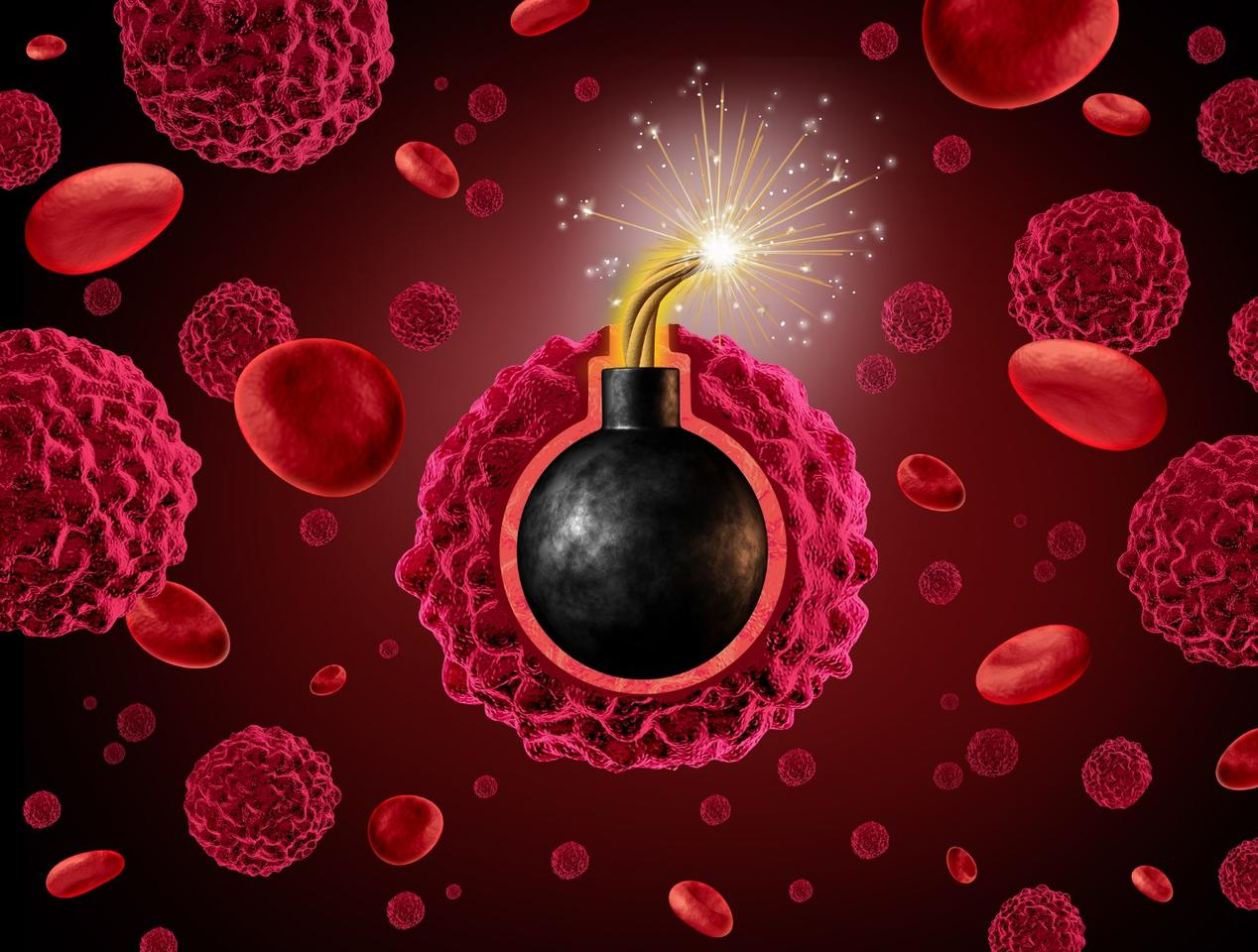 An ancient mechanism can hopefully be appropriated in the future to develop a new way of killing cancerous cells