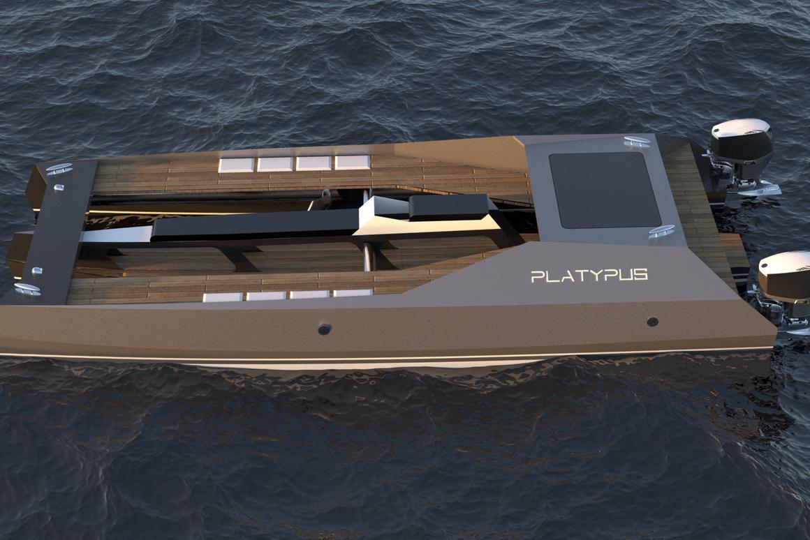 Groundbreaking underwater exploration craft nears production