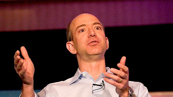 CEO Jeff Bezos would love to shake up the smartphone market
