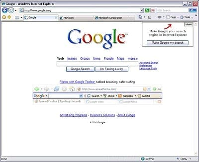 Google today announced its new browser contender: Google Chrome