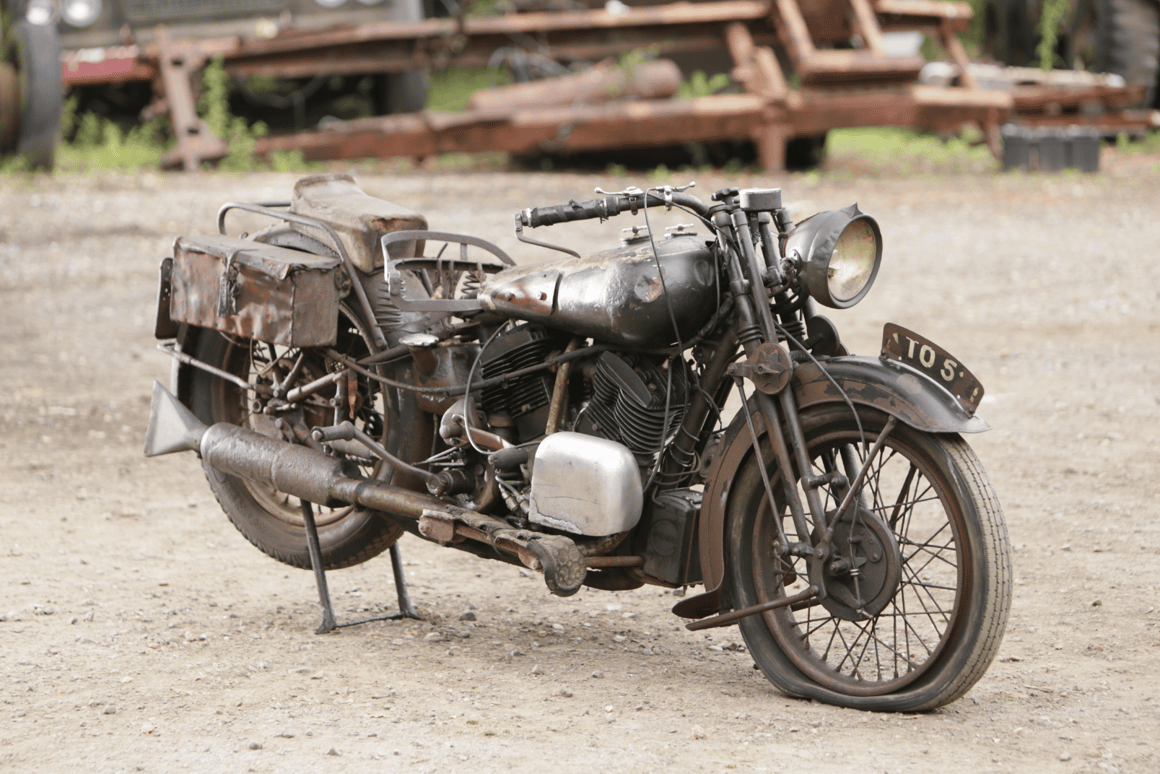 October collectible motorcycle auction preview