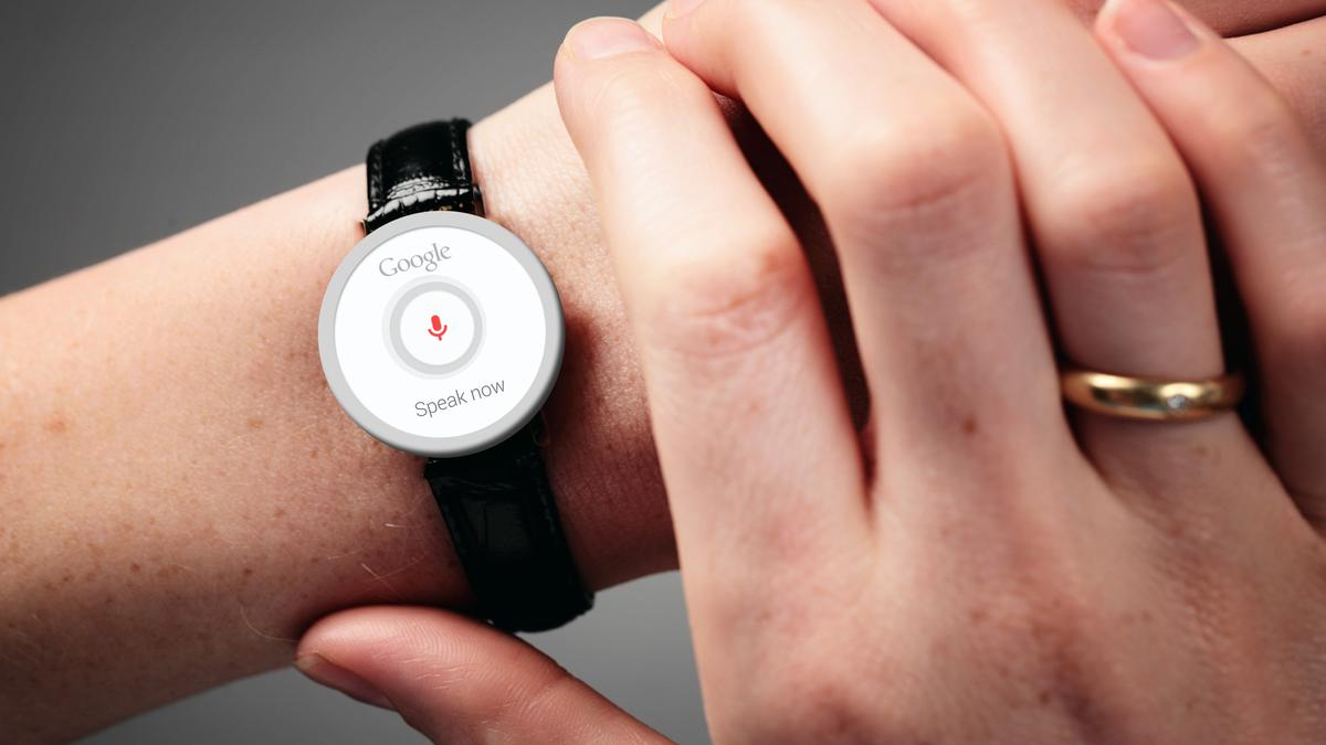 Google could reportedly hit full production of its Android-powered smartwatch within months (original: Shutterstock)