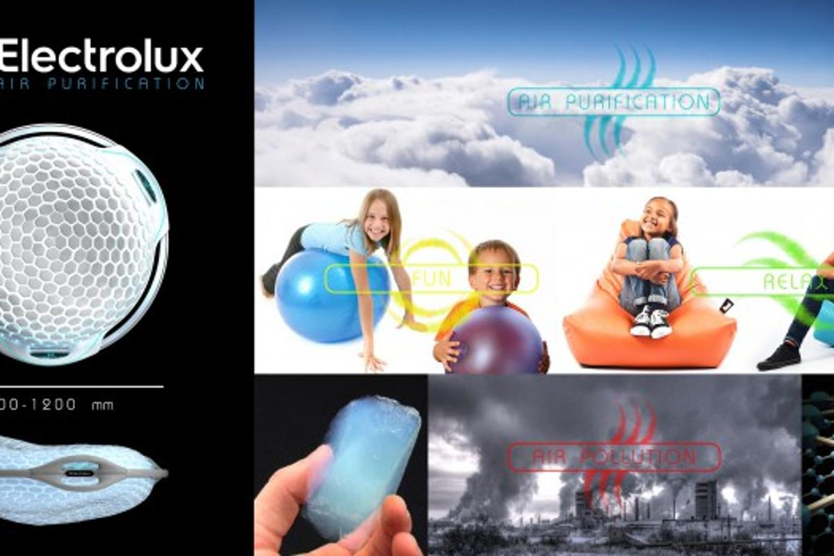 """The theme for the 2015 Electrolux Design Lab competition is """"Healthy Happy Kids"""""""