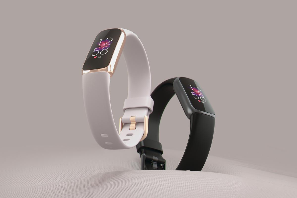 The Luxe is the most stylish Fitbit tracker yet