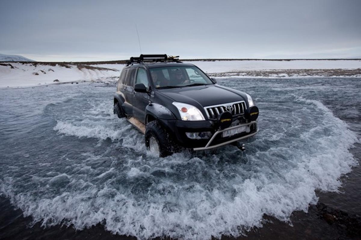 For a holiday with a lot of difference, Arctic Trucks gets you among the action in Iceland.