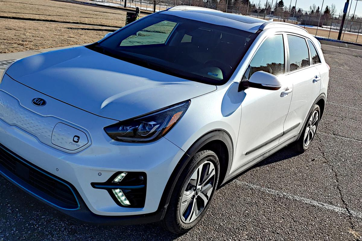 Review Driving The 2019 Kia Niro Ev Like A Rural American