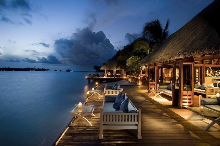 The Conrad Maldives Rangali Island Resort (Photo: Conrad Rangali)