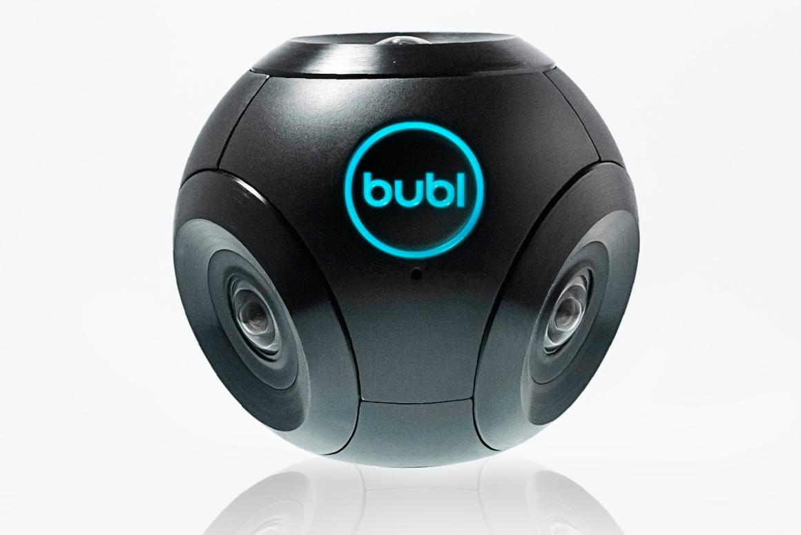 The Bublcam has now shipped to Kickstarter backers and is available for backorder