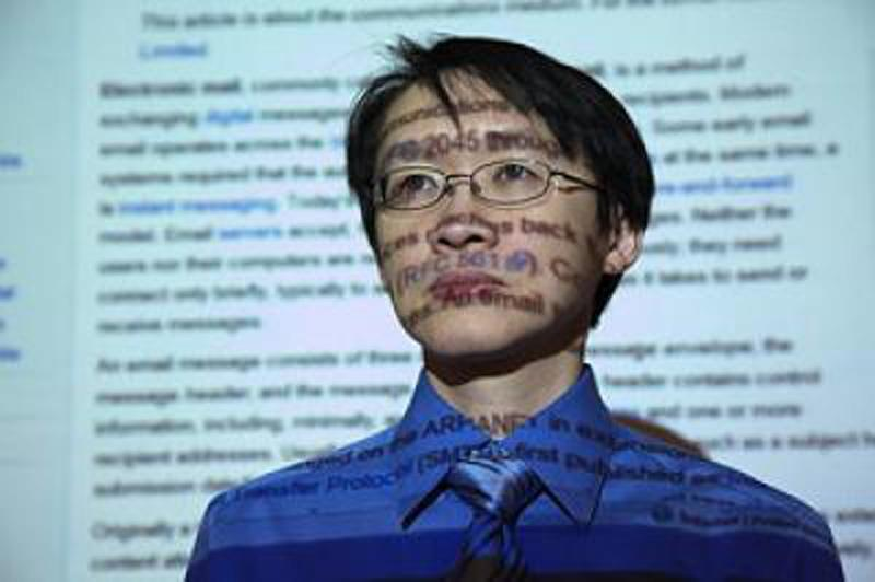 Concordia University professor, Benjamin Fung, has developed an effective new technique to determine the authorship of anonymous emails (Image: Concordia University)