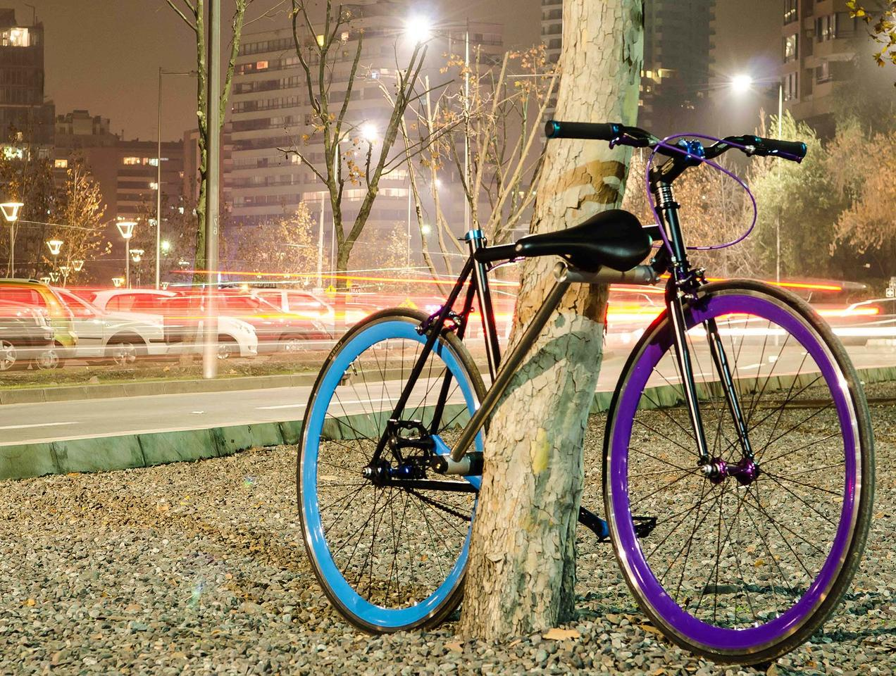 "The Yerka Project is an attempt to create the ""world's first unstealable bike"""