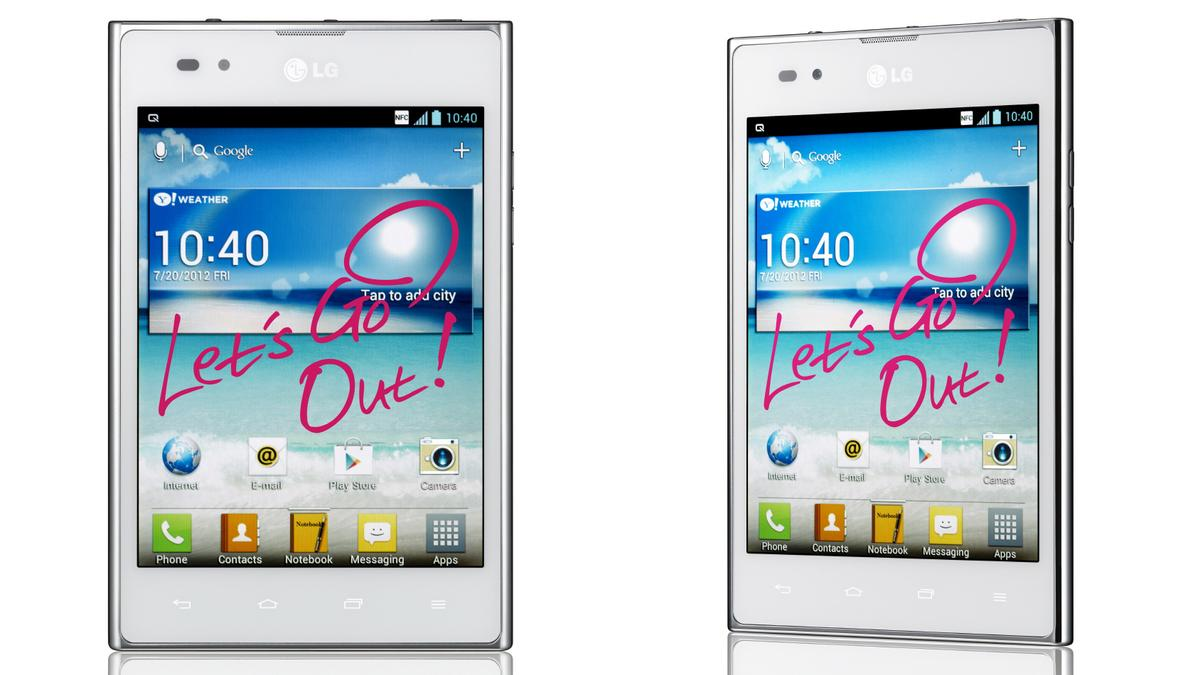 LG has announced that its 5-inch, 4:3 aspect Optimus Vu smartphone/tablet will be released in Europe, Asia, Middle East/Africa and Latin America from September