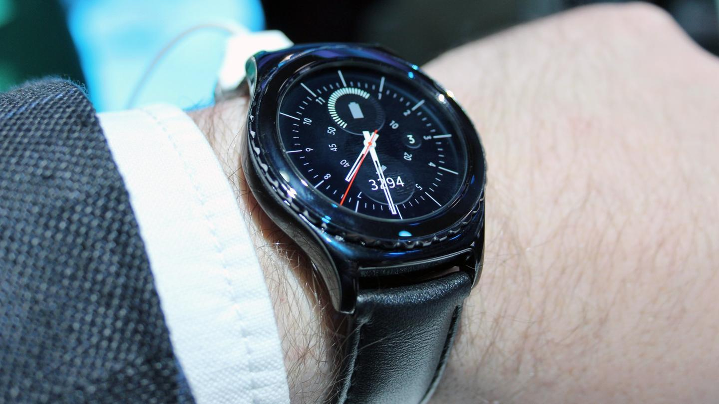 How does the Gear S2 measure up in the flesh?