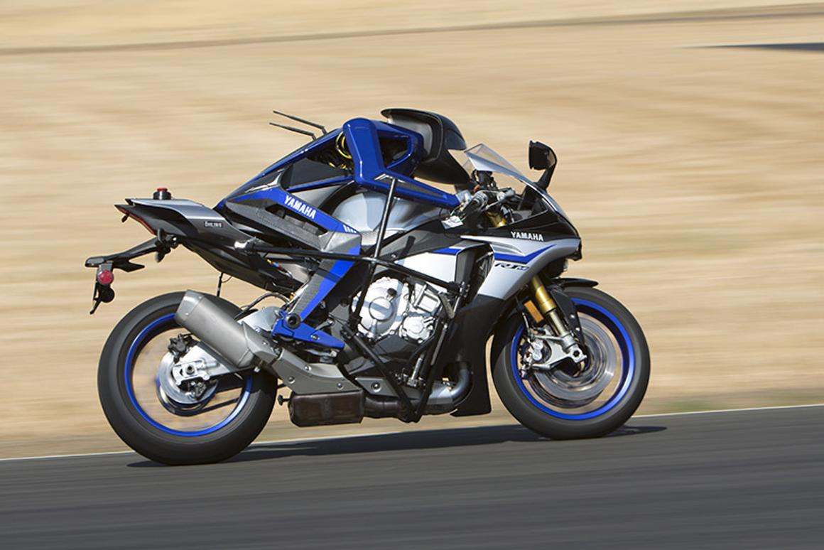 Yamaha Motobot: gunning for Valentino Rossi's lap time is a lofty goal, to say the least