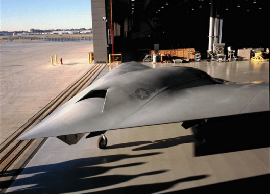 Boeing X-45CPhoto Credit: Boeing Company