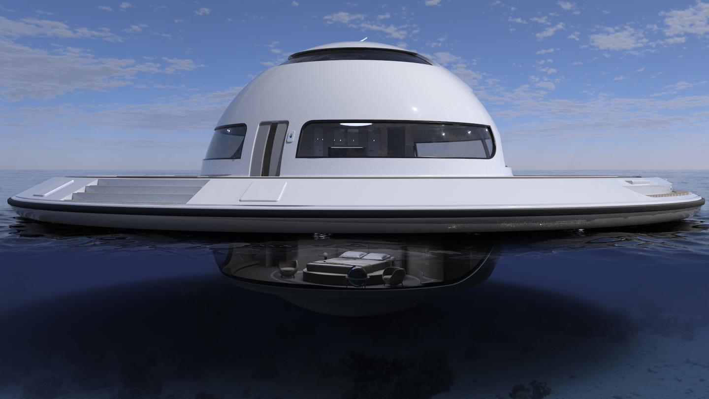 The new and improved UFO (Unidentified Floating Object) 2.0