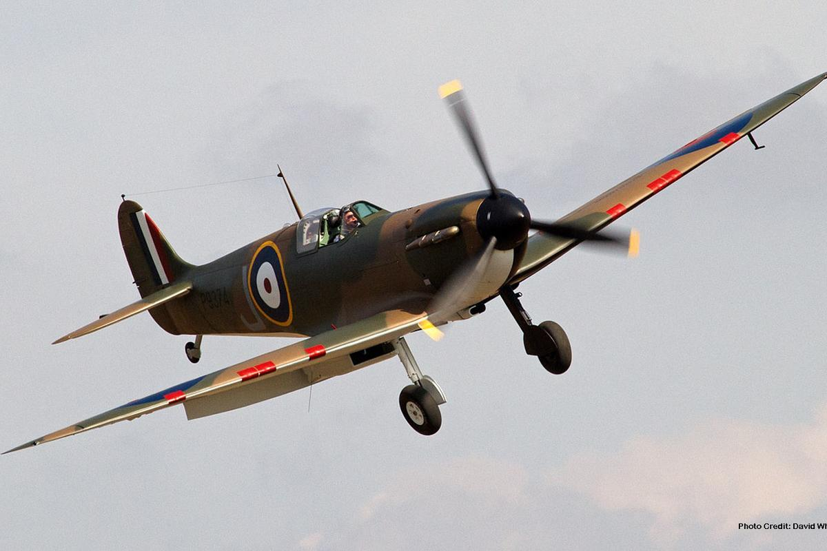 Restoration of the Spitfire 9734 Mark 1 resulted in a functional aircraft, one of two in the world able to take to the air