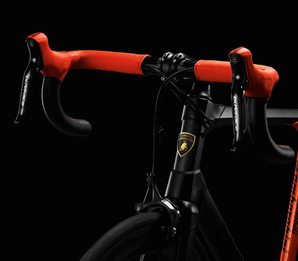 The new BMC impec Automobili Lamborghini Edition takes the core of the flagship BMC road bike and adds several expensive bells and whistles