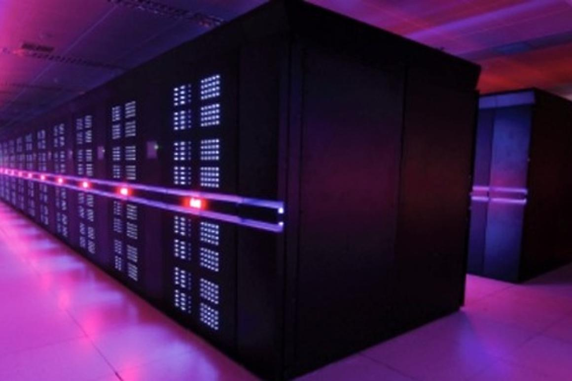 Obama has plans for the US to develop a supercomputer that's even more powerful than the current record-holder, China's Tianhe-2 (pictured)