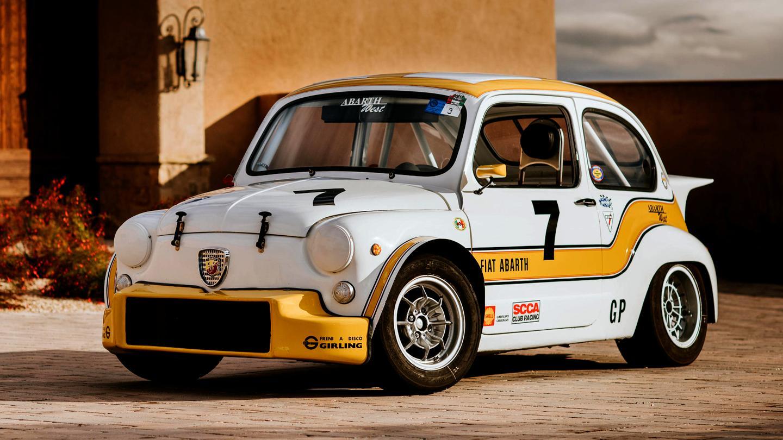 $16,800 | 1967 Abarth AU1000 Berlina Corsa |Auction Link:Bonhams