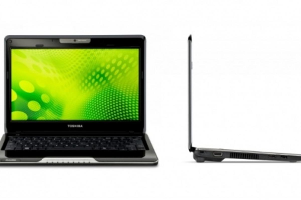 Toshiba's new T100 Series laptops will hit shelves on October 22, coinciding with the release of Windows 7