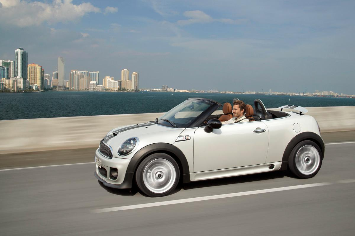 The 2012 MINI Roadster