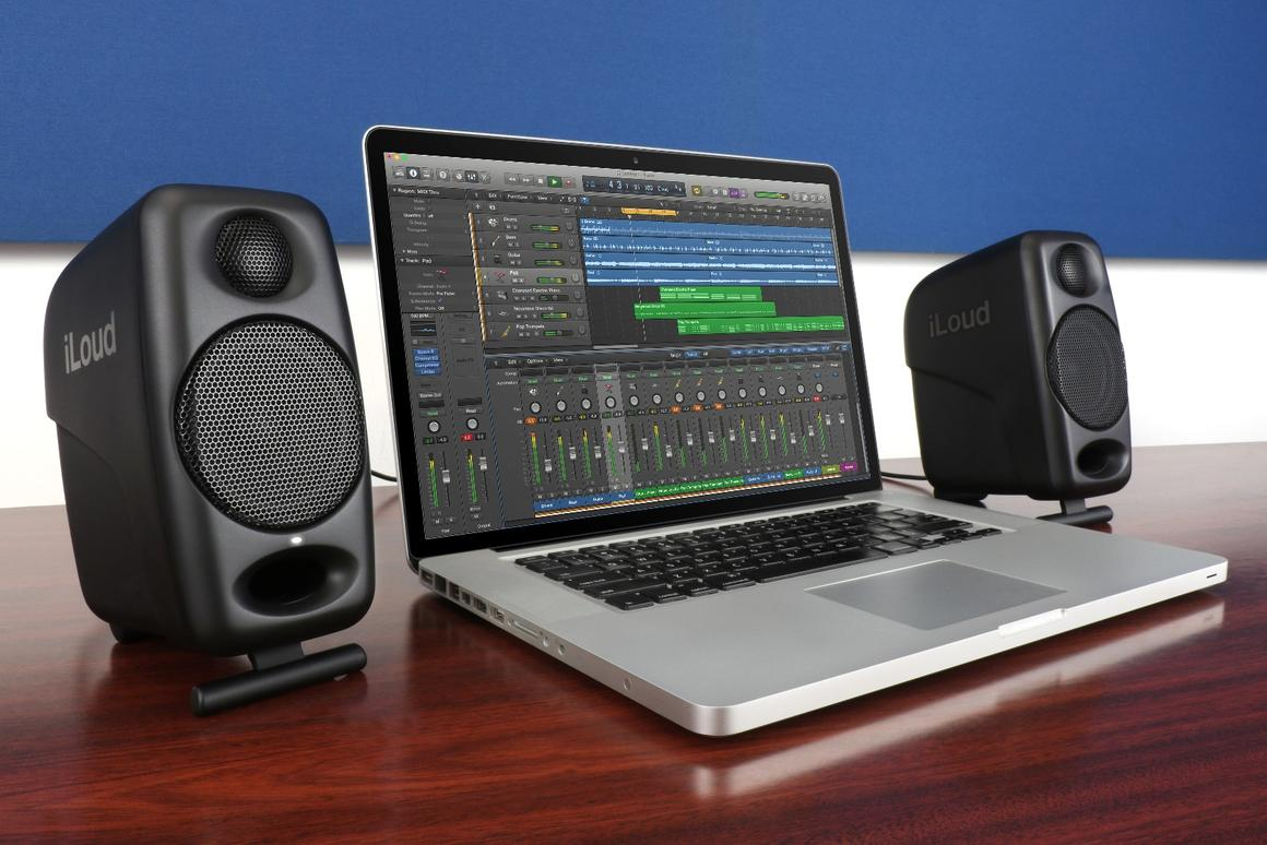 The iLoud Micro Monitors from IK Multimedia