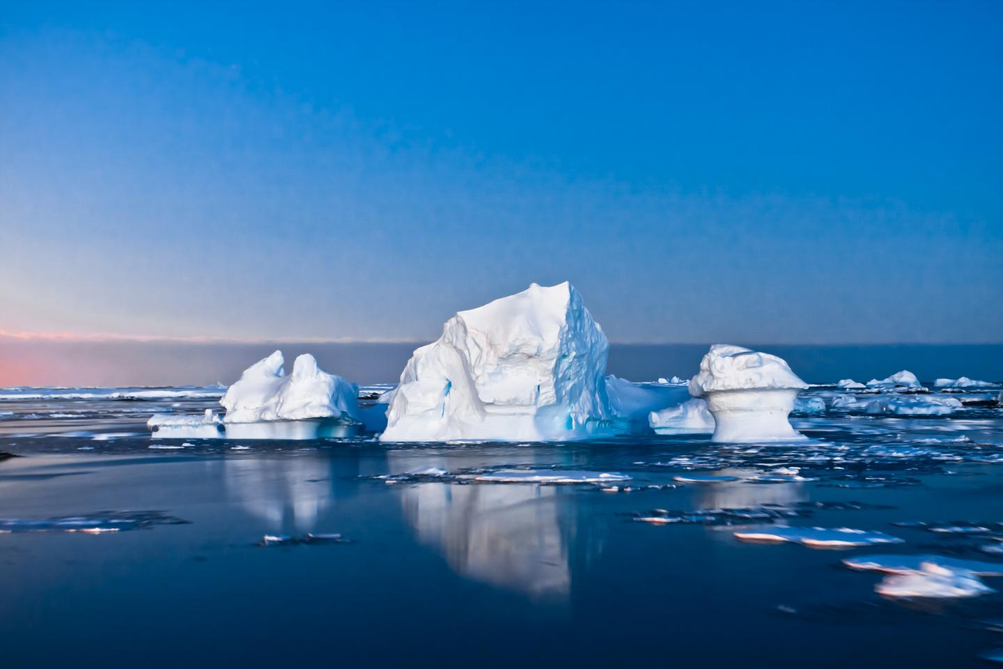 Antarctic sea ice may be to blame for part of the Southern Ocean undergoing a cooling effect