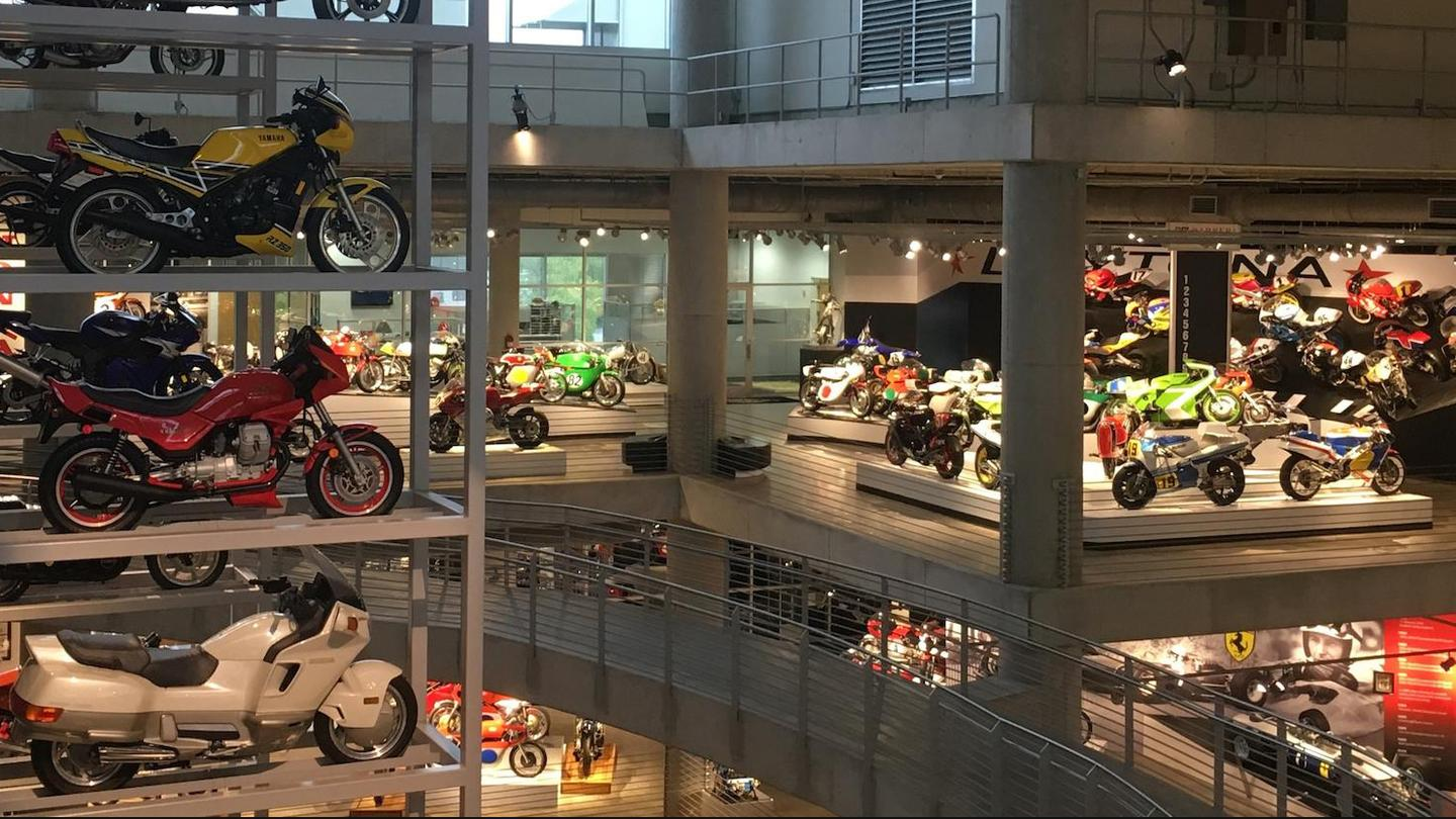 Bonhams' Barber Museum auction saw some remarkable motorcycles sold, some with media and celebrity provenance, but once again the lack of perceived value of the two-stroke motorcycle as a collectiblewas evident