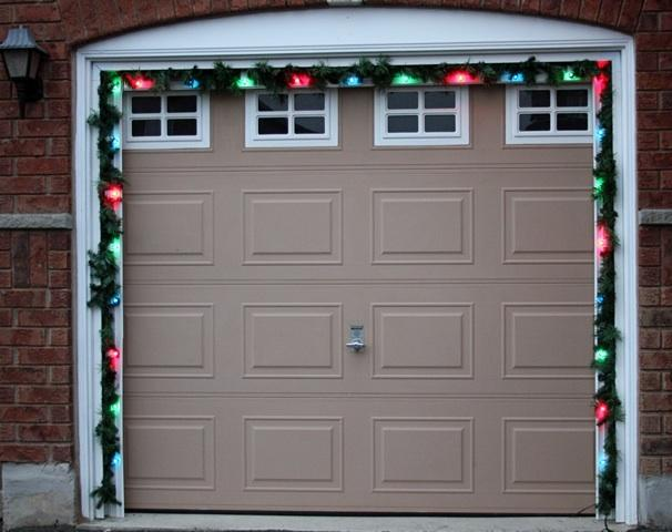 LiteLocker is an outdoor Christmas lighting system, in which the lights fold up behind a protective cover when not in use