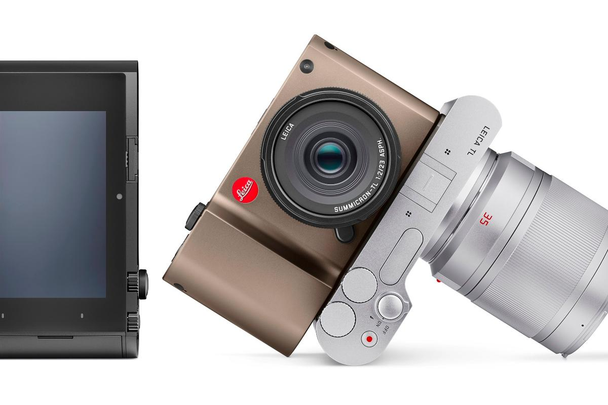 The Leica TL is a modest follow-up to the Leica T mirrorless camera