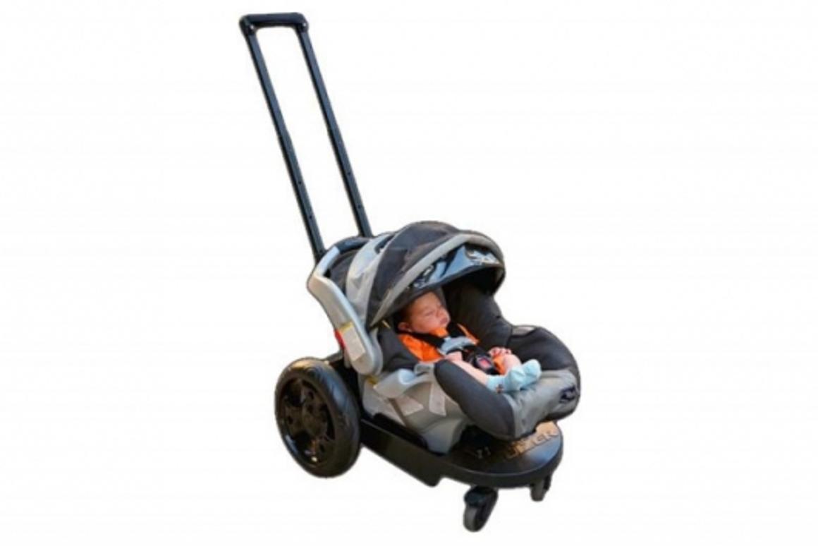 Go-Go Babyz Infant Cruizer travel system
