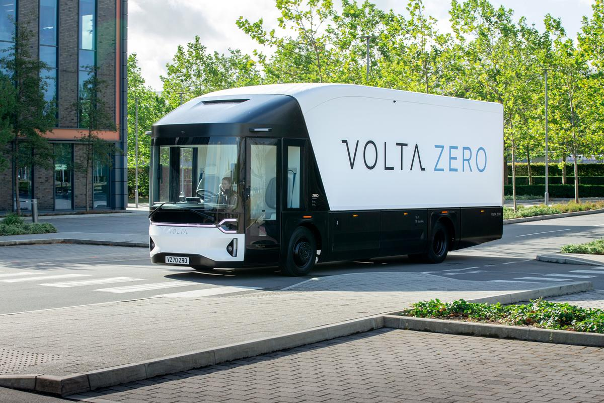 Trials of the Zero electric truck are due to begin next year, with full production scheduled to start in 2022