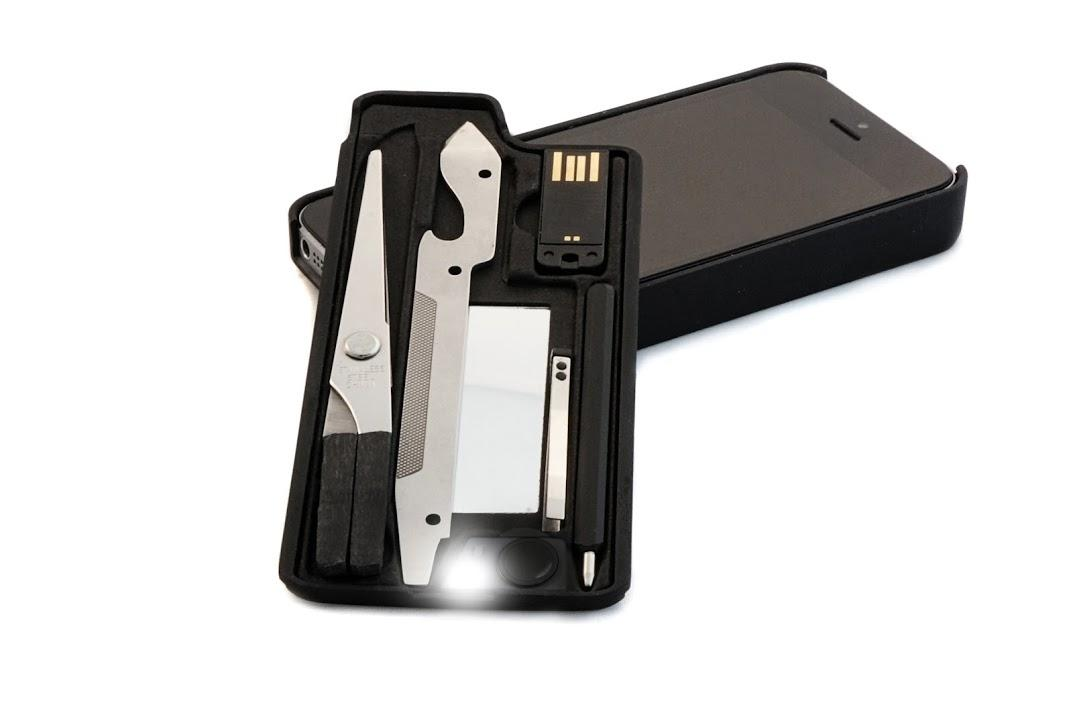 The MyTask case hides some handy tools underneath