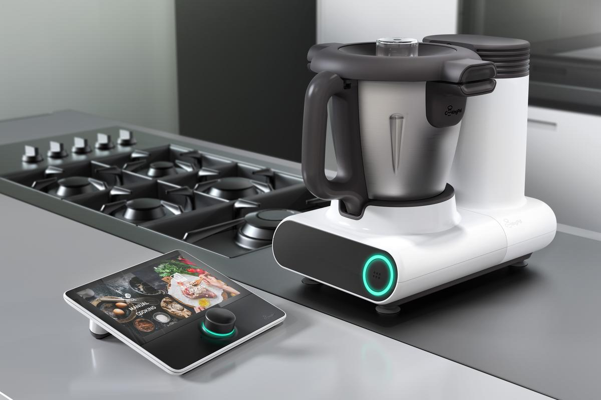Julia is designed to make cooking easy for the uninitiated