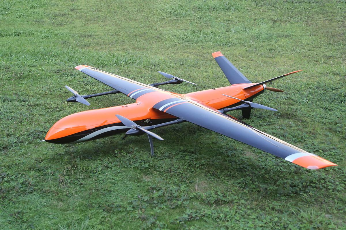 MMC UAV is claiming its Griflion H drone has a much longer range than others in the marketplace