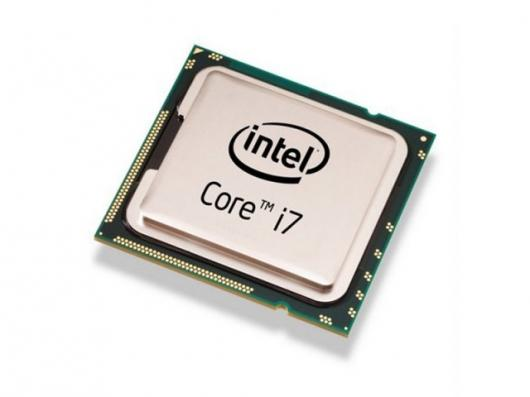 The Intel Core i7 - front