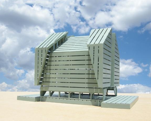 Michael Jantzen's latest M-Velope design