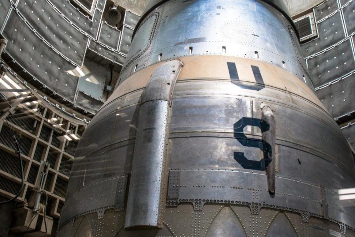 Gallery: Titan Missile Museum takes visitors back to Cold