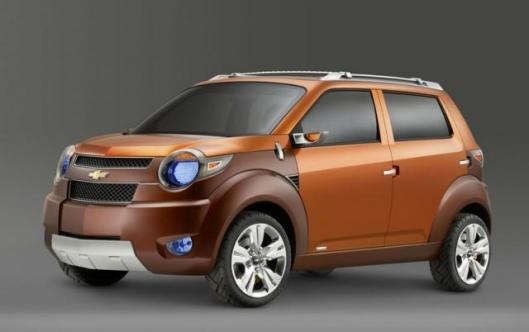 Chevrolet Trax concept from 2007