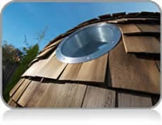 Archipod's Pod may be unusual to look at but it's an eco-friendly, energy-efficient garden office