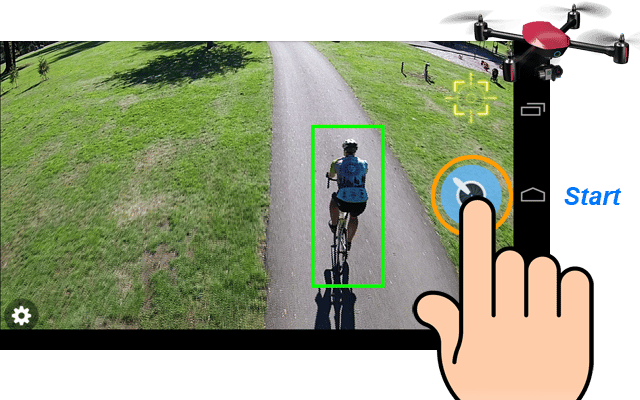 "The team behind Mind4 has devised a tracking solution it describes as ""cutting edge computer vision technology"""