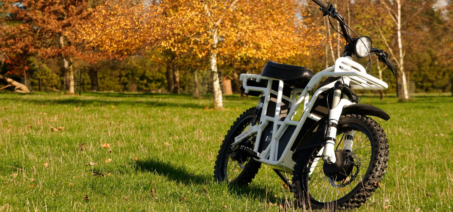 The Ubco 2x2 is a zero local emissions vehicle suitable for many different applications