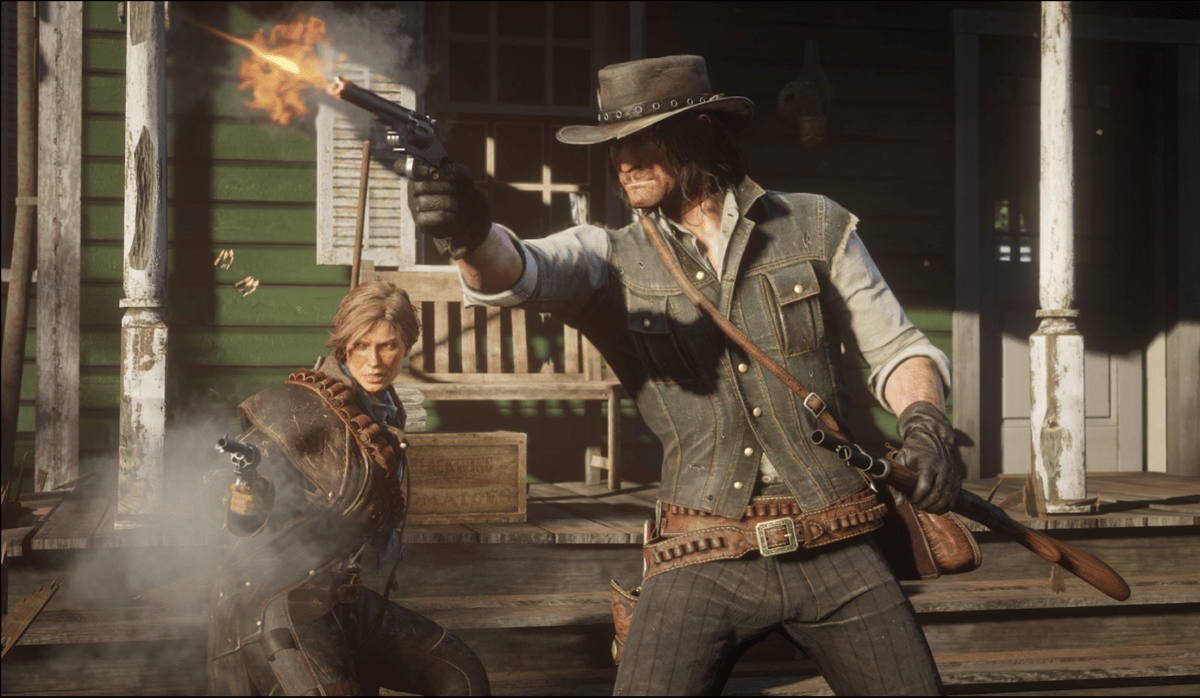 Is Read Dead Redemption 2really a bold departure from other open-world games?