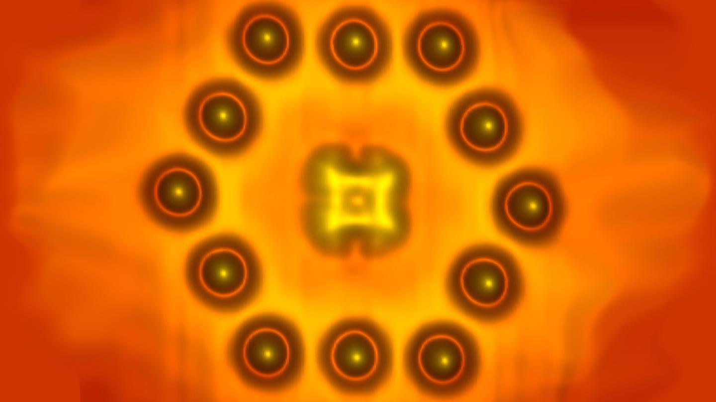 Researchers have built a molecule-sized transistor that can reportedly control the flow of single electrons, paving the way for the next generation of nanomaterials and miniaturized electronics