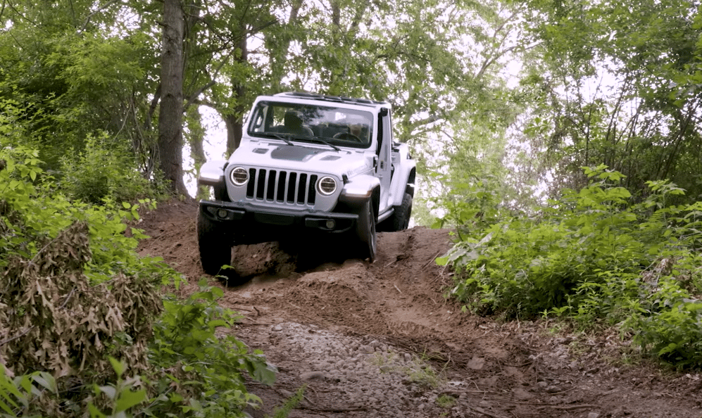 Electrification won't mean giving up off-road capability