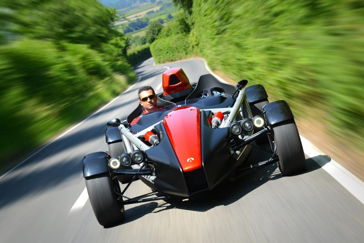The Ariel Atom 4 boastsrevised suspension for even less squat, dive and cornering roll from a car that was already renowned for staying flat