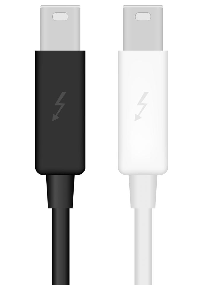 Thunderbolt 2 will enable 4K video transfer (Image: Shutterstock/JMiks)